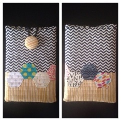 Sewing Saturday - a case for my iPad mini.
