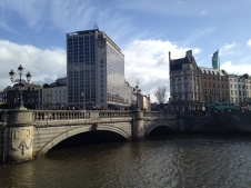 River Liffey.