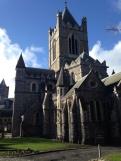 Christ Church - a fixture in Dublin since 1000.