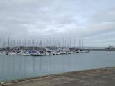 Howth marina.